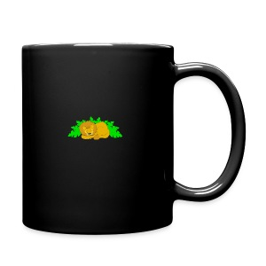Sleeping Lion - Full Color Mug