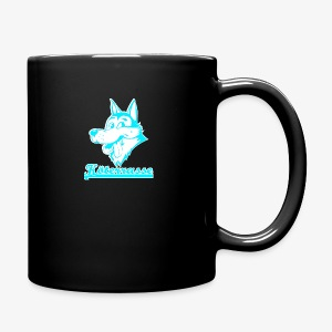 Köterrasse turquoise - Full Color Mug
