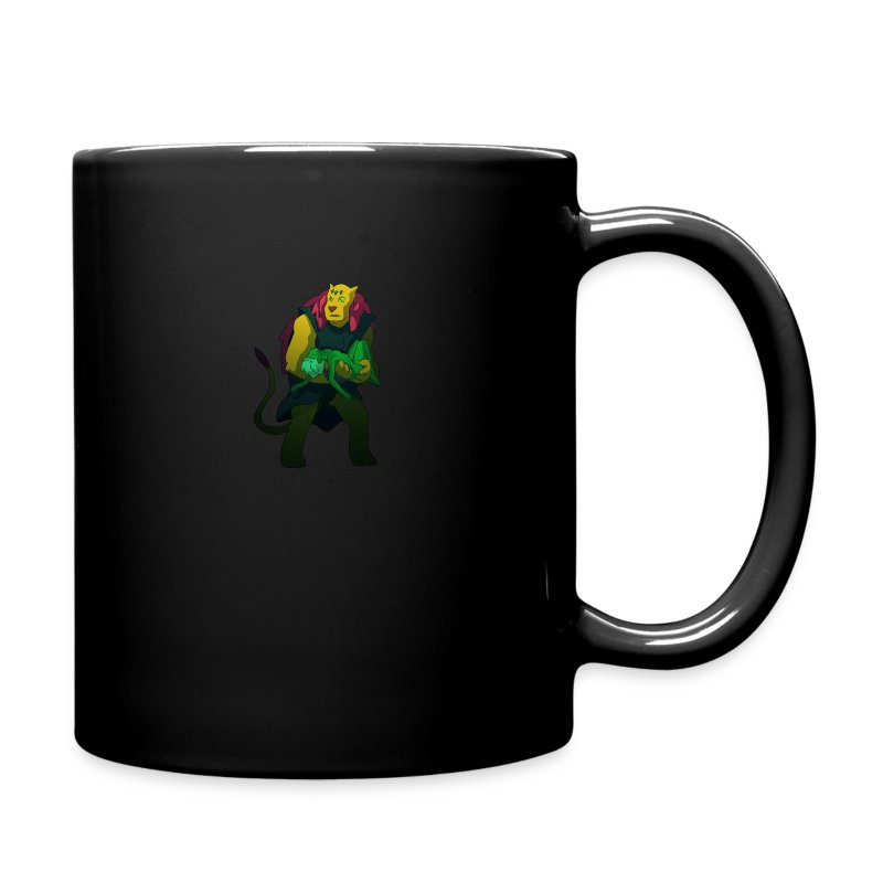 Nac And Nova - Full Color Mug