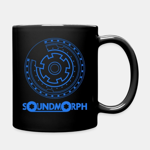 Organic SM Cog Tee - Full Color Mug