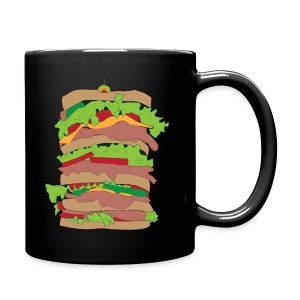 The Dagwood - Full Color Mug