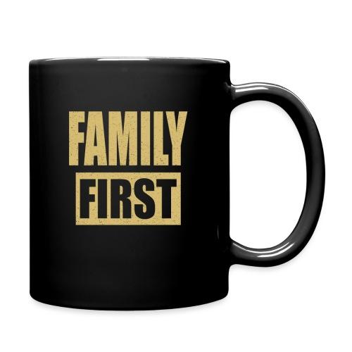 Family First - Full Color Mug