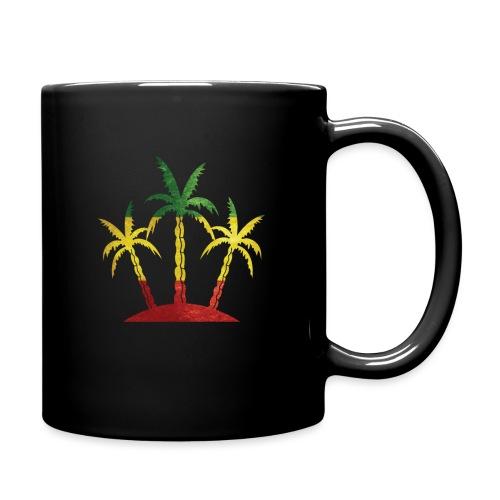 Palm Tree Reggae - Full Color Mug