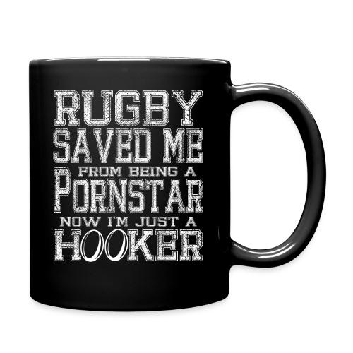 Rugby Im Just A Hooker - Full Color Mug