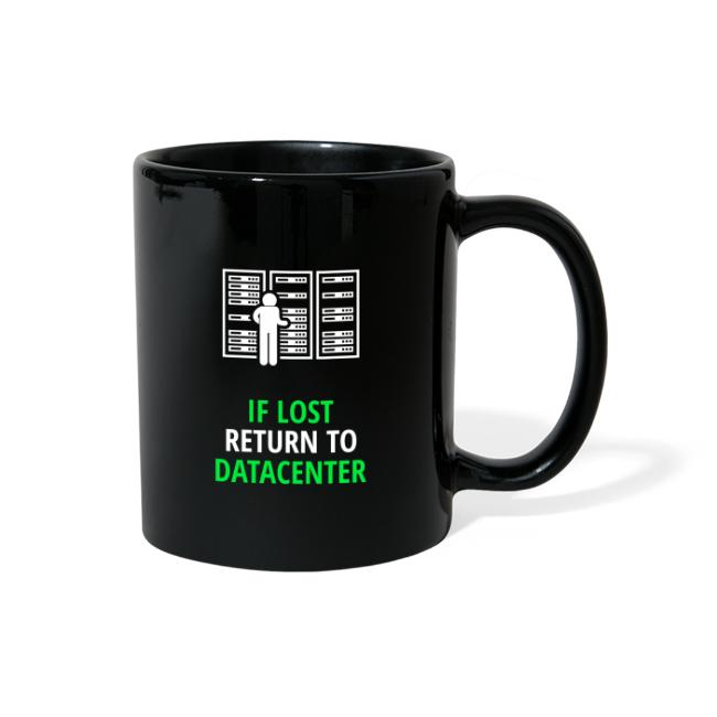 If Lost Return To Datacenter