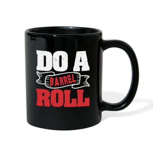 Do a barrel roll - Full Color Mug