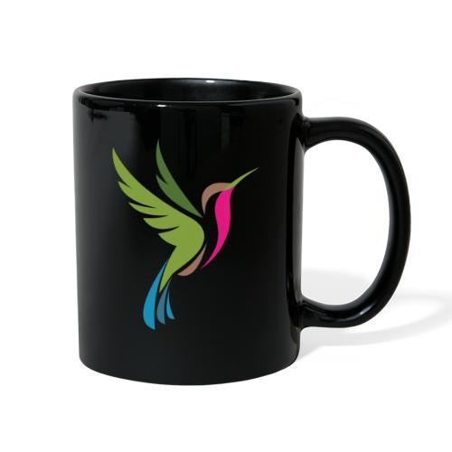 Hummingbird Spot Logo Products - Full Color Mug