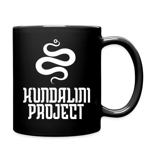 Kundalini white logo - Full Color Mug