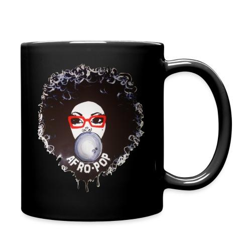 Afro pop_ - Full Color Mug