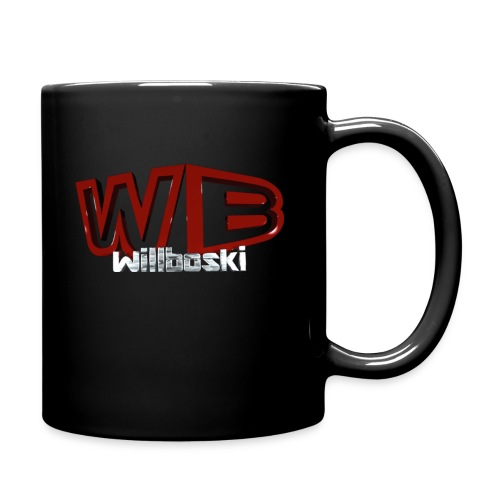 wb logo3d png - Full Color Mug