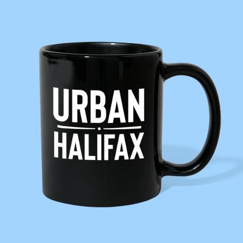 Urban Halifax logo (White) - Full Color Mug