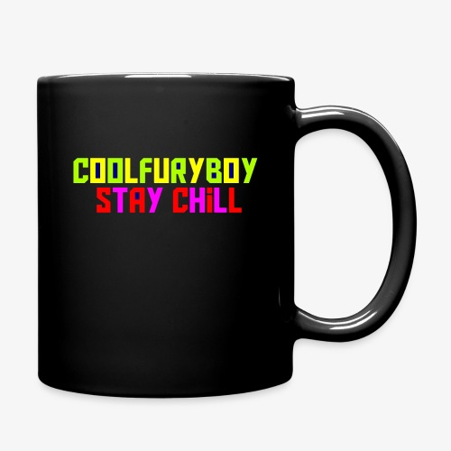 CoolFuryBoy - Full Color Mug