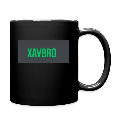 xavbro green logo - Full Color Mug