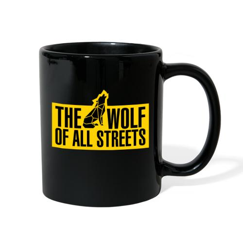 Wolf Of All Streets (2-Color) - Full Color Mug
