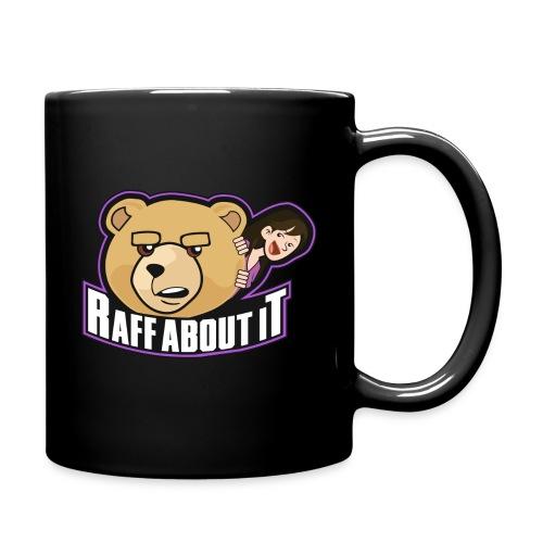 RaffAboutIt Logo png - Full Color Mug