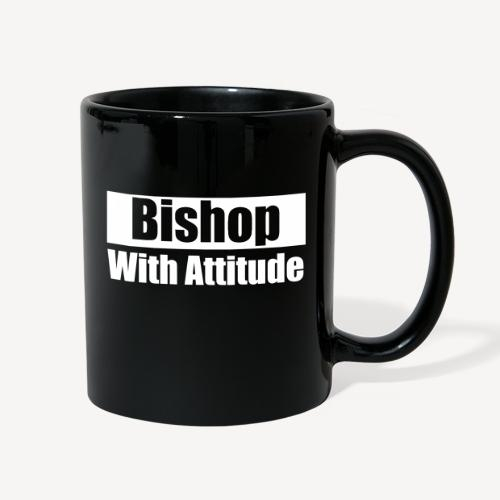 BISHOP WITH ATTITUDE - Full Color Mug
