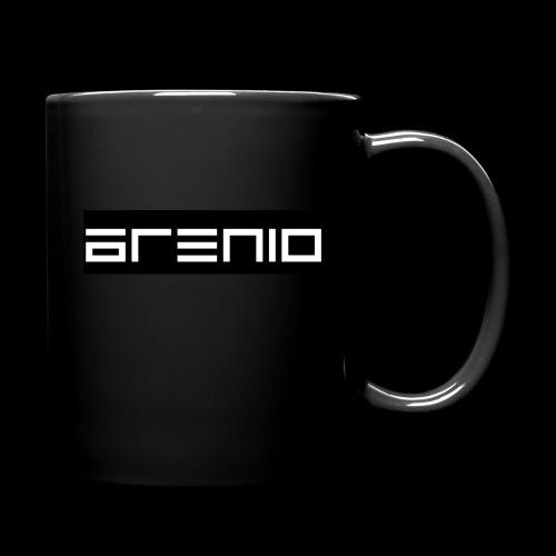 Arenio banner type logo - Full Color Mug