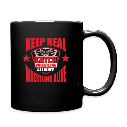 Keep Real Wrestling Alive - Full Color Mug