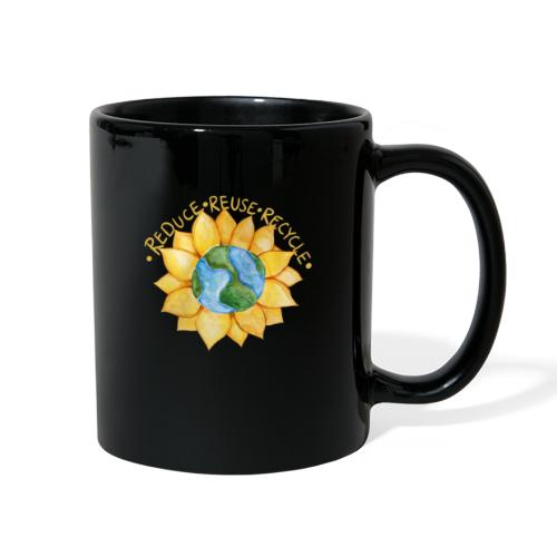 Reduce reuse recycle - Full Color Mug