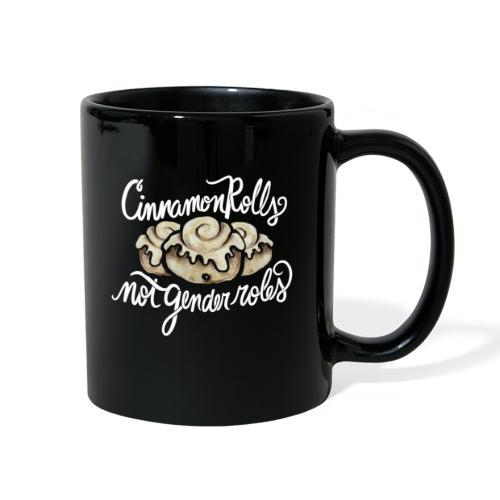 Cinnamon Rolls not gender roles - Full Color Mug
