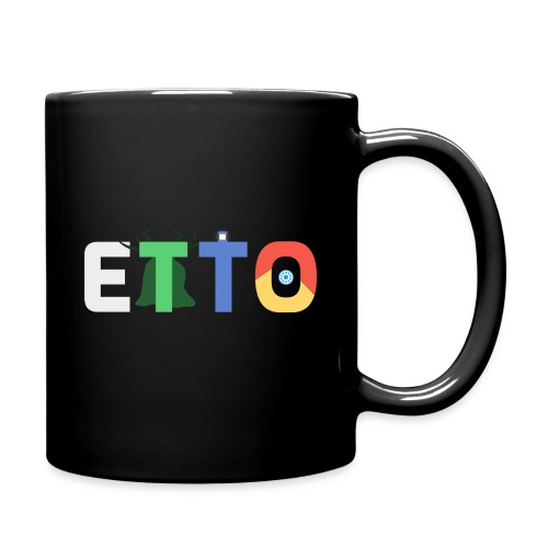 Simple, But Effective - Full Color Mug