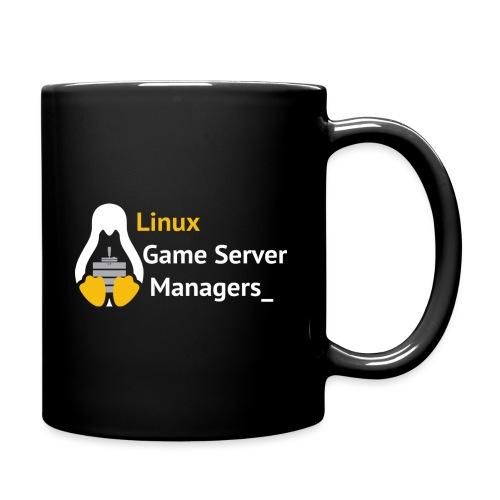 Linux Game Server Managers - Full Color Mug