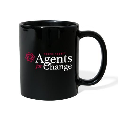 pascoagentsforchange logo - Full Color Mug