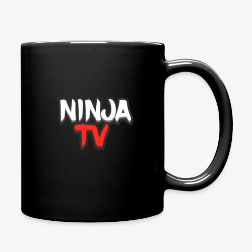 NINJA TV - Full Color Mug