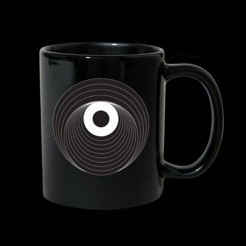 Black Dirt Vortex Logo Dark - Full Color Mug