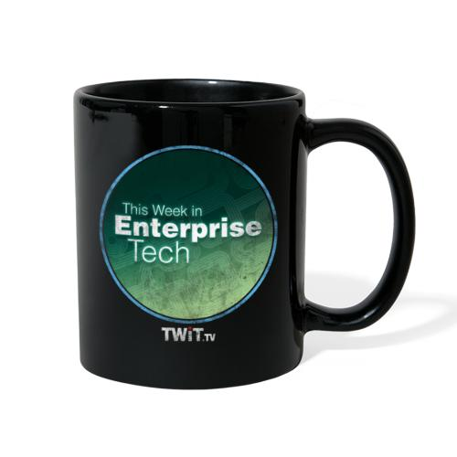 This Week in Enterprise Tech - distressed - Full Color Mug