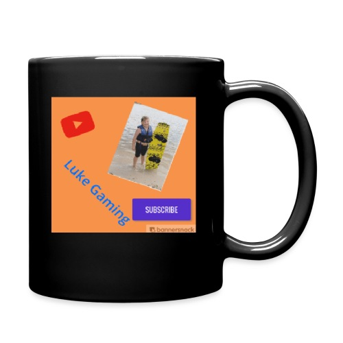 Luke Gaming T-Shirt - Full Color Mug