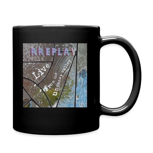 Rreplay Uncanny Valley - Full Color Mug