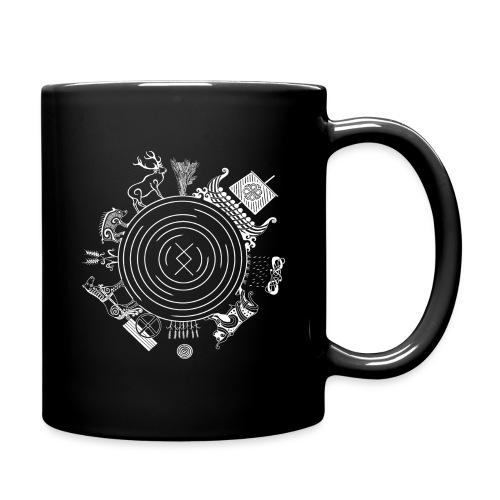 Freyr - God of the World - Full Color Mug