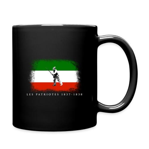 Patriote 1837 1838 - Full Color Mug