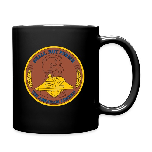 uss_abraham_lincoln_cvn72 - Full Color Mug