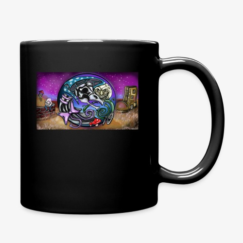 Mother CreepyPasta Land - Full Color Mug