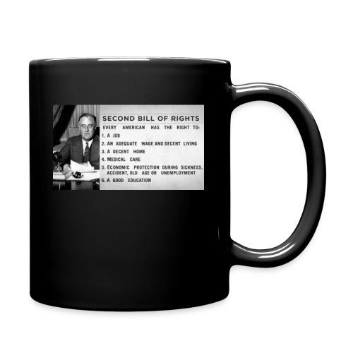 Second Bill of Rights - Full Color Mug
