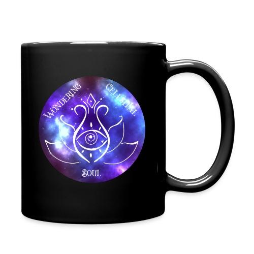 Colourful Wondering Celestial Soul Logo - Full Color Mug