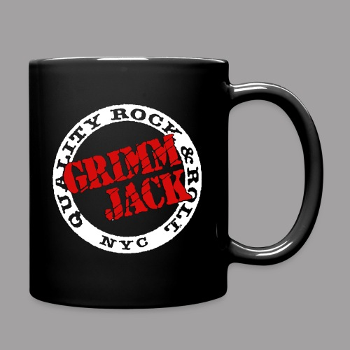 Grimm Jack 2 color - Full Color Mug