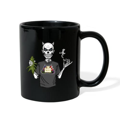 Wyt Devil's Lettuce - Devil Skelton - Full Color Mug