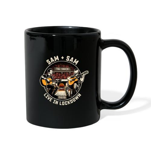 Sam + Sam Live in Lockdown - Full Color Mug