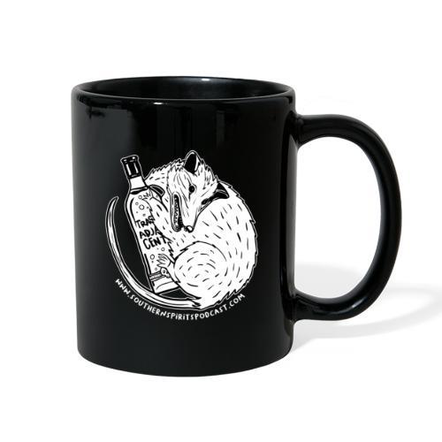 Patreon Possum - Full Color Mug