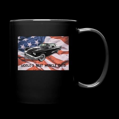 World's Best Muscle Cars - Full Color Mug