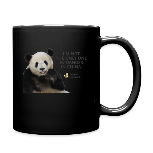 Endangered Pandas - Full Color Mug