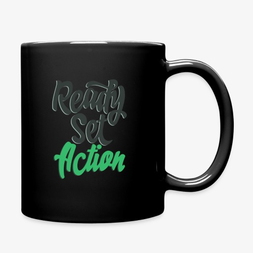 Ready.Set.Action! - Full Color Mug