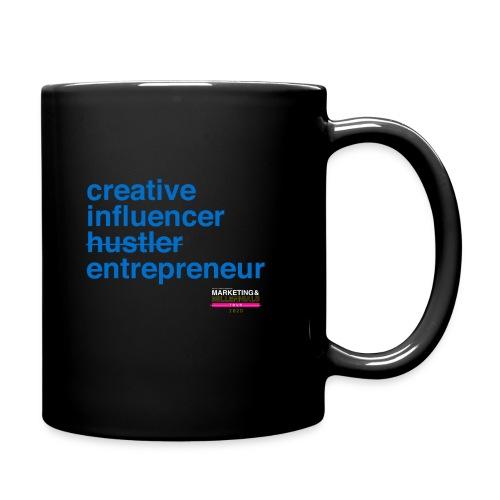 Marketing & Millennial Tee - Full Color Mug