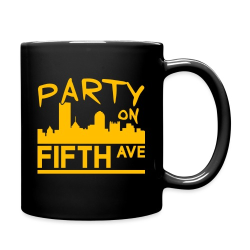 Party on Fifth Ave - Full Color Mug