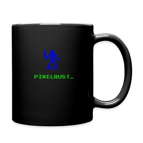 PixelRust Logo - Full Color Mug