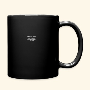MeSs Grey Text - Full Color Mug