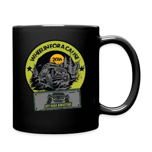 Wheeling Event Design - Full Color Mug